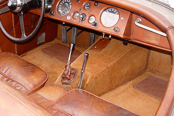 Jaguar Upholstery Seats Carpets Interior Panels Convertible Tops