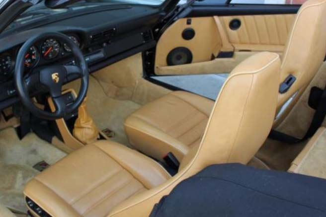 Porsche Upholstery, Seats, Carpets, Interior Panels, Convertible