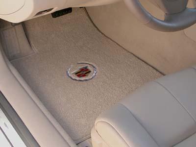 Plush Carpet Car Floor Mats From World