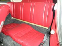 Seat Upholstery, Carpet Sets, Convertible Tops, Headliners, Interior