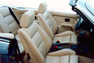 Seat Upholstery Seat Pads Convertible Tops And Rubber