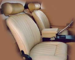 JAGUAR E-TYPE 2 2  FRONT SEAT DIAPHRAGMS SERIES 1//2