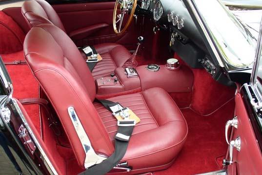 Ferrari Upholstery Seats Carpets Interior Panels